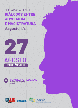 Seminário Lei Maria da Penha: Diálogos entre Advocacia e Magistratura