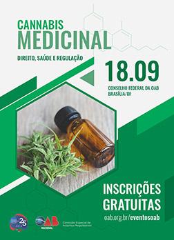 Seminário Cannabis Medicinal - direito, saúde e regulação