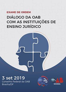 Diálogo da OAB com as Instituições de Ensino Jurídico